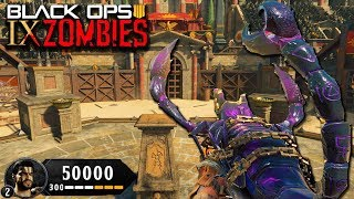 """""""IX"""" MAIN EASTER EGG HUNT! NEXT STEP FOUND! BOSS FIGHT Soon! (Call of Duty Black Ops 4 Zombies LIVE)"""