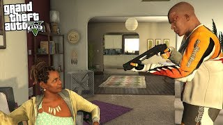 What Happens If You Kill Franklin's Auntie Denis in GTA 5?