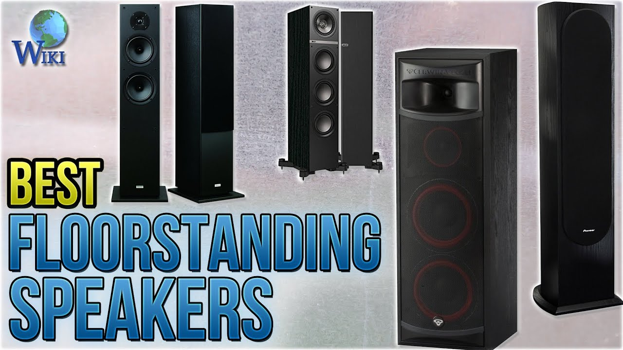 10 Best Floorstanding Speakers 2018 Youtube