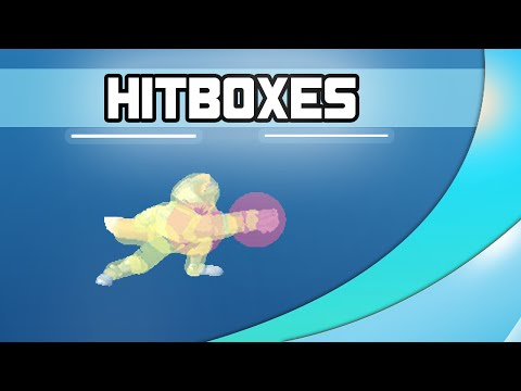 Hitboxes (Fighter Melee Attack) - Game Mechanics - Unity 3D