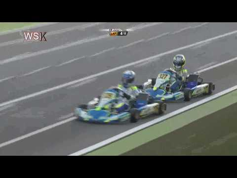 WSK CHAMPIONS CUP 2018 OK Junior FINAL