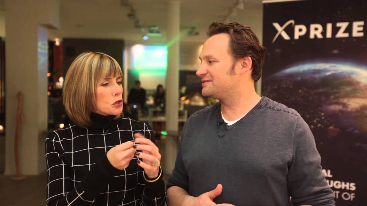 COP21 Hub Culture Paris 2015 Interview with Paul Bunje - XPRIZE Foundation