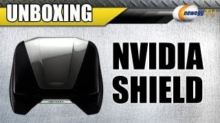 NVIDIA SHIELD Unboxing - Newegg TV