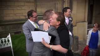 A Wedding Video from Allerton Castle near Harrogate, North Yorkshire