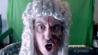 Bach Fugue BWV 577 (Halloween Version)