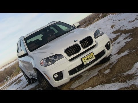 2013 BMW X5 Xdrive 35i 0-60 MPH Mile High Performance Test