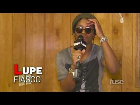 Lupe Fiasco: Pharrell Inspired Kanye and Jay-Z
