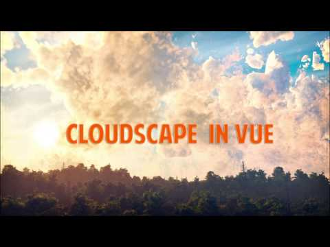 Cloudscapes in Vue Touchup and render 4. How to create Epic Landscapes in Vue. thumbnail