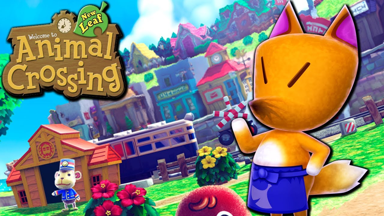 Animal Crossing: New Leaf - Hot Date (Nintendo 3DS ...