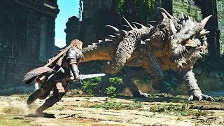 Project Awakening   Gameplay Trailer | New Action Rpg Project By Cygames (tgs 2018) Ps4