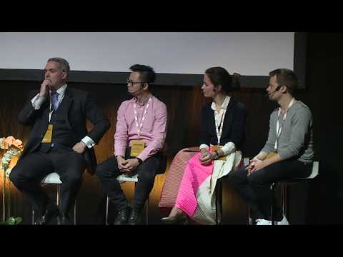 MoneyFintech17 / Panel Discussion / MacLeod, Vanhuyse, Li, Isola