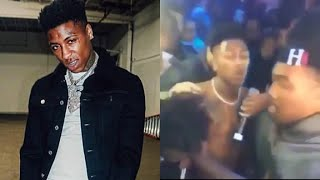 NBA YOUNGBOY PASSES OUT AT HIS SHOW WHILE PERFORMING