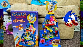 Sonic Mountain Quest - Sonic the Hedgehog 90s Toy | Odd Pod