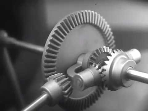 Around The Corner - How Differential Steering Works! (1937 ...
