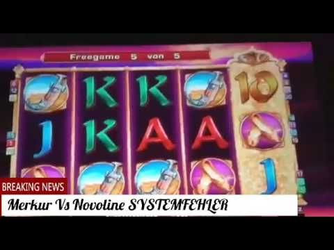 Casino Systemfehler 2017