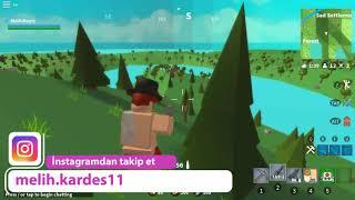 💰🤑 2 KAT XP KAZANIYORUM! 🤑💰/Roblox Island Royale/Roblox Türkçe/Melih Kardes