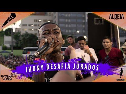 JHONY DESAFIA OS JURADOS DA ALDEIA | INTERESTADUAL ll | Barueri | SP