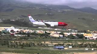 Gran Canaria Airport - Landings and takeoffs