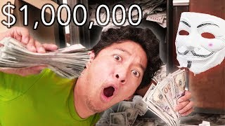 $1,000,000? Found In HACKER Safe HOUSE!! (Project Zorgo)
