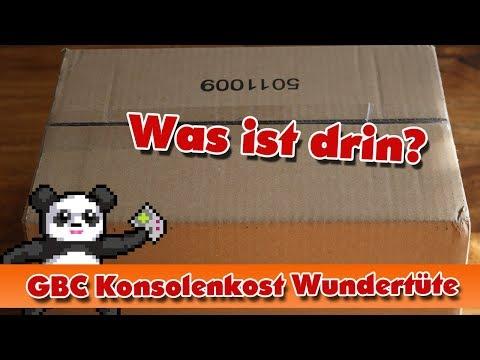 Video: Ich habe mir zwei Gameboy Color Wundertüten von Konsolenkost bestellt! Was ist drin?