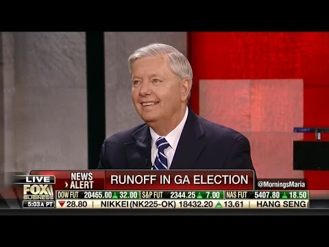 On With Maria Bartiromo, Graham Talks Tax Reform and Foreign Policy