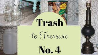 Trash to Treasure No. 4