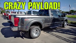 Can YOU Guess the Payload Capacity of 1/2, 3/4, and 1 Ton pickup trucks?