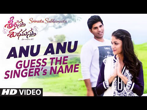 Anu Anu Contest Video || Guess The Singer...