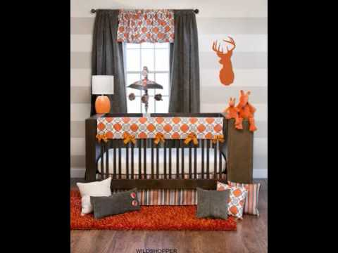 Echo 4 Piece Baby Crib Bedding Set with Bumper By Sweet Potato