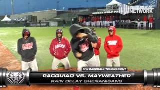 Rain Delay Shenanigans: 2015 MW Baseball Tournament