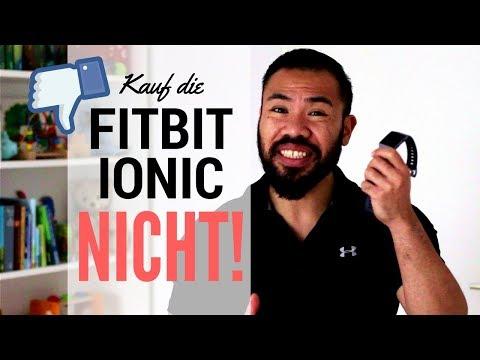 5 Gründe GEGEN die Fitbit Ionic