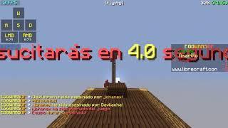Minecraft | Mas hackers -3- (EggwarsLibrecraft)