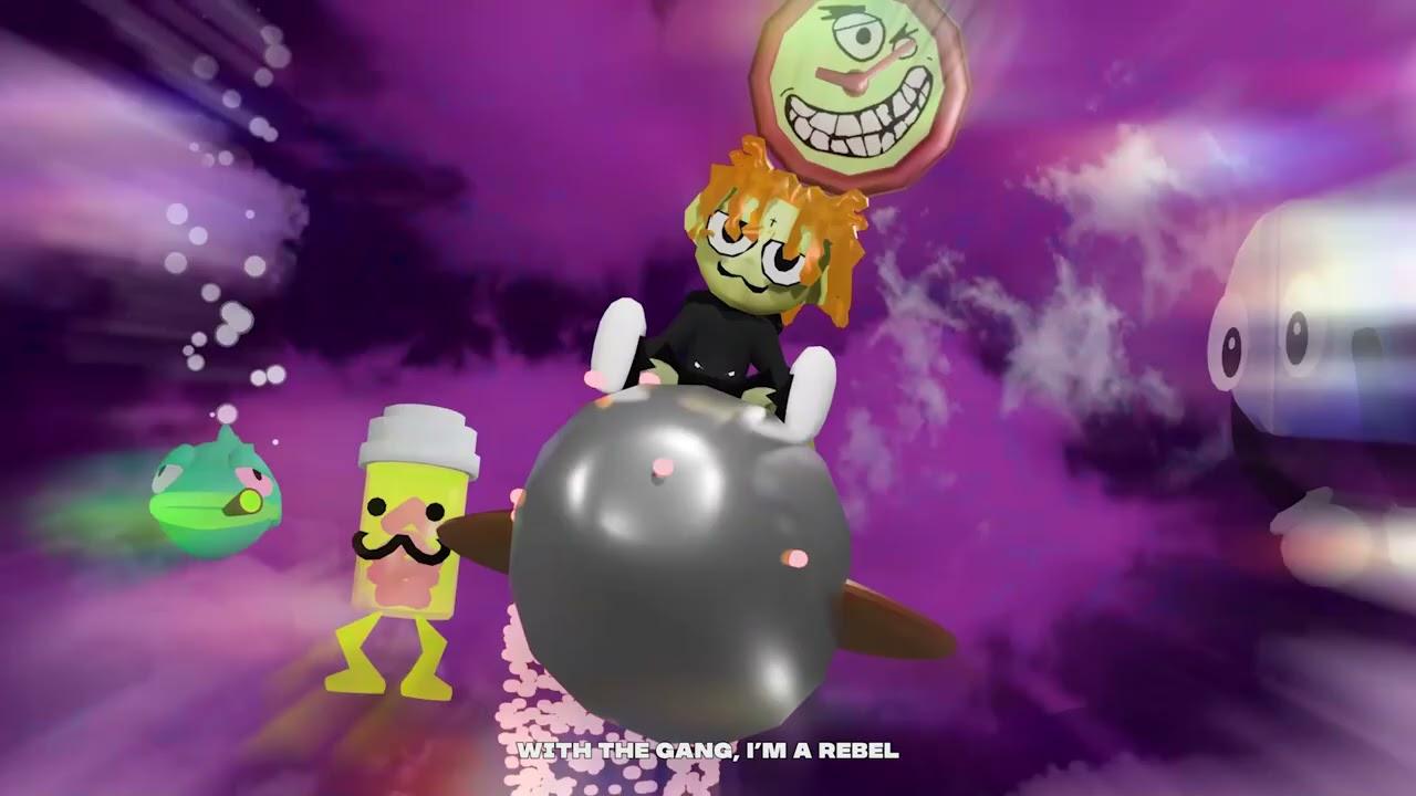Download Trippie Redd – Supernatural (Official Lyric Video)