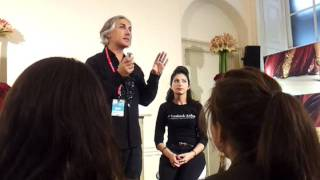 Elizabeth Arden Demonstration at London Fashion Weekend Thumbnail