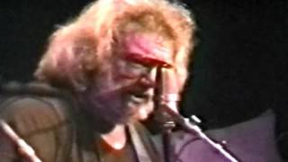 Friend of the Devil - Jerry Garcia & David Grisman - Warfield Theater, SF 2-2-1991 set2-16