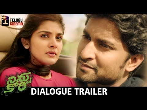Ninnu Kori Dialogue Trailer | Nani | Nivetha Thomas | Aadhi Pinisetty | #NinnuKori | Gopi Sundar
