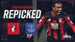 AFC Bournemouth 3-3 Everton | Full Match | Premier League | Cherries Repicked 🍒