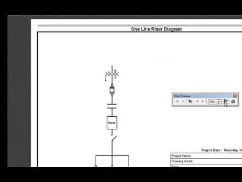 single line diagram one line diagrams - youtube single line diagram online #7