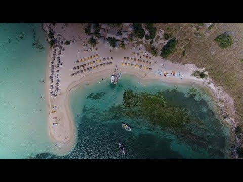 Sint Maarten and Saint Martin (SXM) Drone Highlights 2019