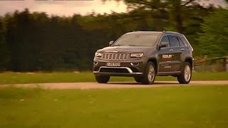 Test: Jeep Grand Cherokee Summit