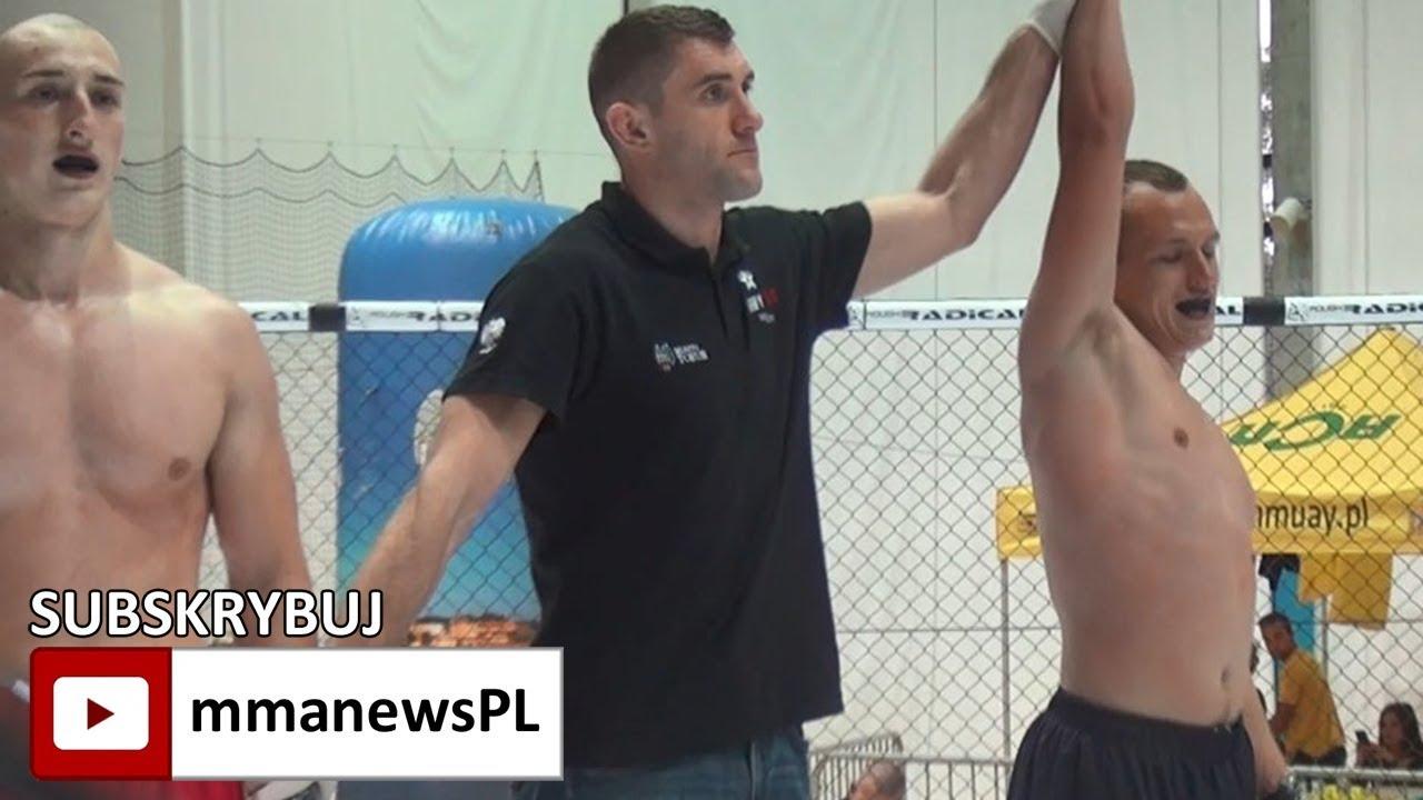 5-te MP Służb Mundurowych: Marcin Gaida vs Damian Ciesiun [Finał -73 kg]
