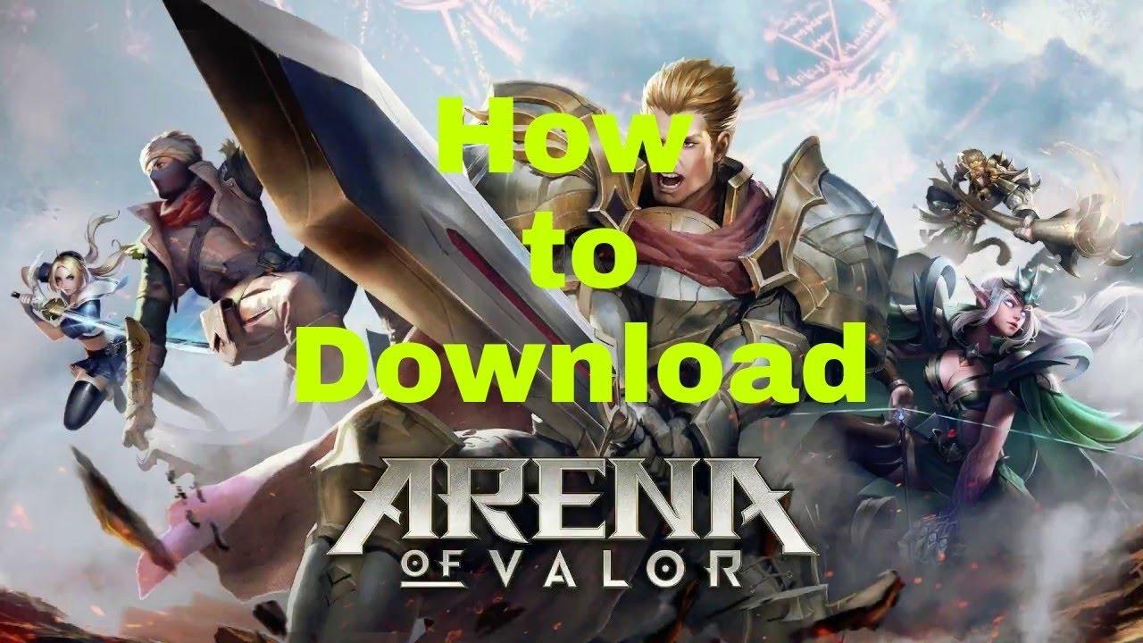 download garena aov versi vietnam