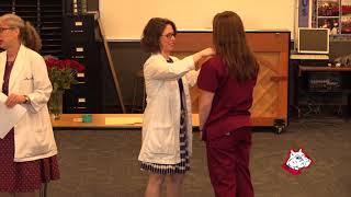 Brockton High School Nurses Pinning Ceremony Spring - 2018