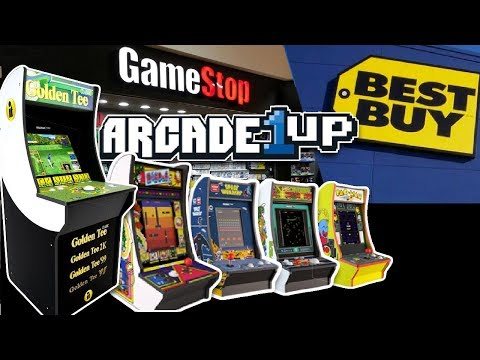 Смотрите сегодня видео новости Arcade1Up News - Golden Tee And Countercades  Pre-order Available | Console Kits на онлайн канале Russia-Video-News Ru