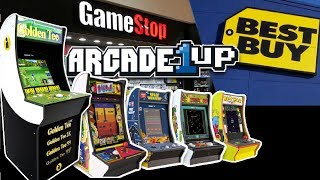 Arcade1Up News - Golden Tee And Countercades Pre-order Available | Console Kits