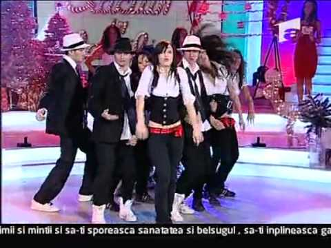 Trouble Crew Romania -  Craciun in familie @ Antena 1