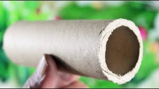 Awesome-Idea-Of-Tissue-Paper-Rolls | Best-Out-Of-Woolen-Thread | Mr Crafts 13