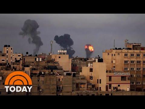 Israeli Airstrikes Kill 20 In Gaza As Violence Escalates