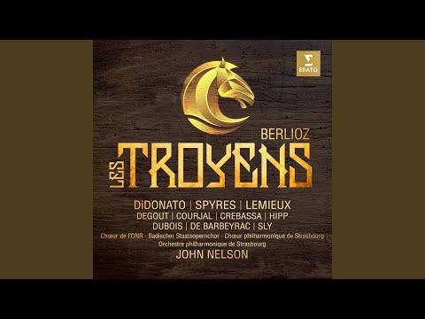 """Les Troyens, Op. 29, H. 133, Act 1: """"Que La Déesse Nous Protège"""" (Énée, Priam, Cassandre, Tous)"""