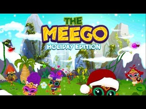The Meego Holiday Edition - iPhone & iPad Gameplay Video